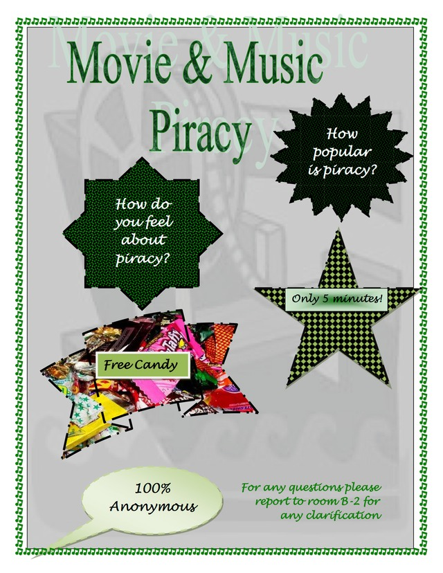 Movie and Music Piracy Flyer copy